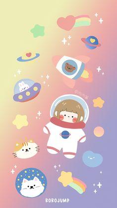 Cute Pastel Wallpaper, Soft Wallpaper, Cute Patterns Wallpaper, Bear Wallpaper, Aesthetic Pastel Wallpaper, Cute Anime Wallpaper, Wallpaper Iphone Cute, Galaxy Wallpaper, Cute Wallpaper Backgrounds