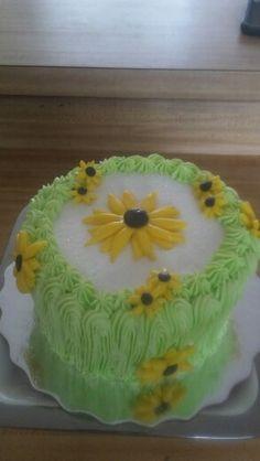 Girasol cake