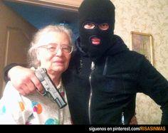 Una abuela siempre estará a tu lado.