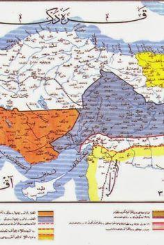 """H Τουρκία, το """"σύνδρομο των Σεβρών"""" και πως σχεδιάστηκαν τα σύνορα της Μέσης Ανατολής"""