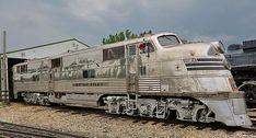 Illinois Railway Museum, the Nebraska Zephyr