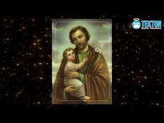 MI RINCON ESPIRITUAL: Aparición y milagrosa curación de San José en el m...