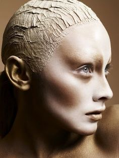 Alex Box- incredible contouring, like a statue