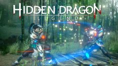 HIDDEN DRAGON LEGEND Now Available for PC on Steam