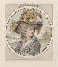 ローズ・ベルタン - ヴェルサイユ宮殿