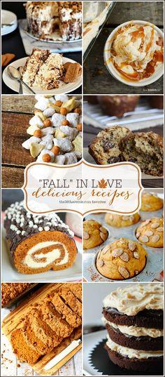 Fall Recipes at the36thavenue.com