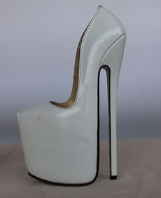 Neue design vollnarbenleder pumpe EXTREME high HEEL 30 CM hohe Ferse 14 cm plattform frauen schuhe Sexy high Heels fetisch sexy pumpe(China (Mainland))