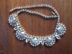 Luminous Rhinestone Vintage Jewelry. A Stunning Heirloom Collection  by Jayne Holt on Etsy