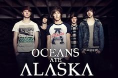 Oceans Ate Alaska the-sum-of-my-dreams Mike Stanton, James Harrison, I Hate You, Pop Punk, Music Bands, Getting Old, Zine, Cool Bands, Good Music