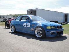 E46 BMW M3 Race Car