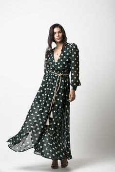 Elk Tooth Maxi Dress by B Yellowtail -- I can't even begin to explain how much I want this dress. <3