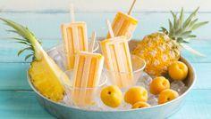 Picolé de abacaxi com leite para fazer em casa: receita para refrescar no calor Vem chegando o verão, o calor no coração. E para refrescar do jeito mais natural e saudável possível, nada melhor que um picolé de fruta. Se você aliar seus pedaços cheios de fibra do abacaxi ao cálcio e à proteína do…