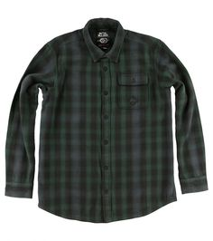 Metal Mulisha Men... Just in today! [Don't wait click here to buy http://left-coast-threads.myshopify.com/products/metal-mulisha-mens-forest-green-malice-flannel-ho6504001?utm_campaign=social_autopilot&utm_source=pin&utm_medium=pin  Sign up for our rewards program, share & earn points!