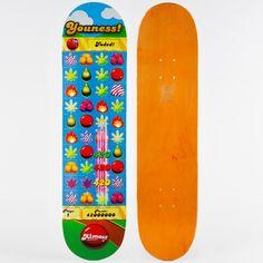 Skateboard - 7.75 Candy Kush Youness Amrani
