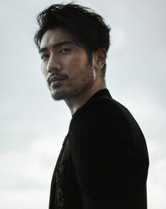 yeah...that's Godfrey Gao — literallyadramaqueen: Godfrey Gao 高以翔...