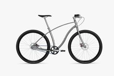 Budnitz City Bike - Fast & Fun