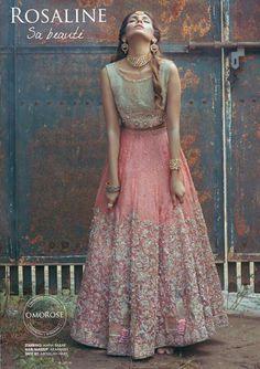 Unusual Stunning Bridal Lehenga colors for every Indian Bride Pakistani Bridal, Bridal Lehenga, Indian Bridal, Lehenga Choli, Anarkali, Lehenga Skirt, Indian Attire, Indian Wear, Pakistani Outfits