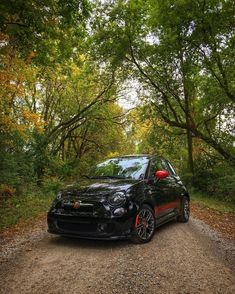 Oh, what a glorious view. The FIAT® 500 Abarth.