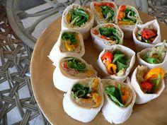 "TheRawCookedVegan: Hummus ""Sushi"" Rolls | #vegan #vegetarian | #restaurantreviews"