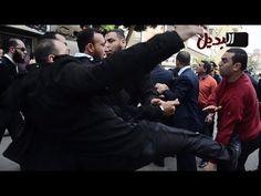 فض اعتصام الضباط الملتحين وضربهم  تصوير مصطفي درويش مونتاج محمد أنور  تابعونا علي موقعنا http://www.elbadil.tv
