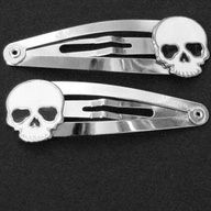 Skull Clips