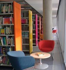 Academic Libraries | Demco Interiors - Inspiring Library Design