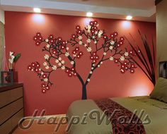 Wall Decal Vinyl Removable Home Decor Sticker  Big by HappiWalls
