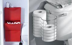 Tips para el almacenaje de baños