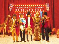 rock n roll circus rolling stones