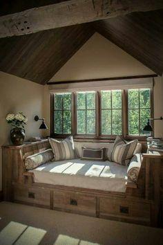 Inbyggd soffa