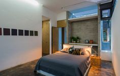 GBF taller de arquitectura casa RGT house morelos mexico concrete designboom
