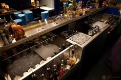 Bar setup 7