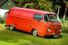 Kastenwagen by Thorsten Haustein, via Flickr