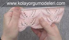 Ajurlu Örgü Modelleri Crochet Bikini, Crochet Top, Model, Clothes, Tejidos, Patterns, Tricot, Outfits, Kleding