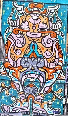 Street Art: Melbourne