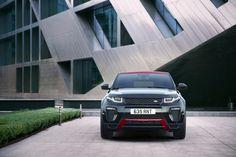 Land Rover Range Rover Evoque新年度車型剛推出,名為「Ember Limited Edition」的新作又接着登...
