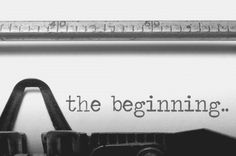 Featured Images - Chapter One - Typewriter with the words The Beginning typed Start Writing, Writing A Book, Writing Tips, Tv Anime, Journal Writing Prompts, A Series Of Unfortunate Events, Chapter One, Creative Writing, Writing