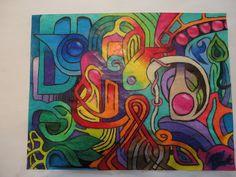 Abstract colored pencil art abstract colored pencil drawing caseybeck on deviantart Pencil Drawing Inspiration, Pencil Drawing Tutorials, Abstract Drawings, Easy Drawings, Abstract Backgrounds, Pencil Drawings Of Animals, Easy Drawing Steps, Color Pencil Art, Deviantart