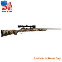 Savage Arms AXIS XP 270 Win. Bolt-Action Camo Rifle - Mills Fleet Farm