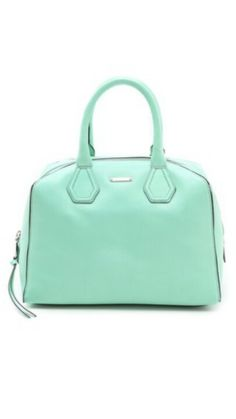 rebecca minkoff minty spring/summer bags