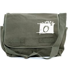 messenger bag with a camera on it.  To die for.  I shall ask for this for christmas.  Ash?
