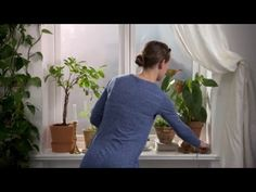 IKEA ideas: Make a stylish windowsill display - YouTube