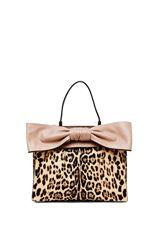 Valentino leopard print bag