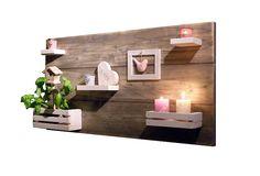Handgemaakt wand decoratie/mood bord (MebleXL)