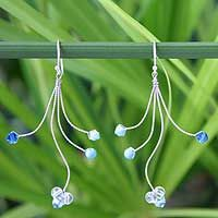 Springtime Blue from @NOVICA, They help #artisans succeed worldwide.