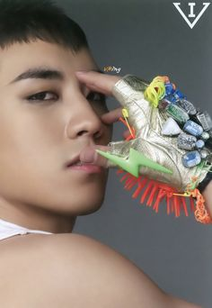 Seung ri  - Alive Monster Edition Booklet