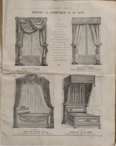 baptiste-chevalier.fr Old magazine - Old furniture