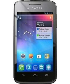 Alcatel OT-5020A Device Specifications | Handset Detection