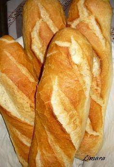 cooking, bakery, sütés, pékség, recipes Croatian Recipes, Hungarian Recipes, Bread Recipes, Cooking Recipes, Hungarian Cuisine, Hungarian Food, Caramel Recipes, Bread And Pastries, Fresh Bread