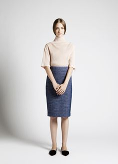 Cris Top and Malin Skirt | Samuji SS14 Seasonal Collection